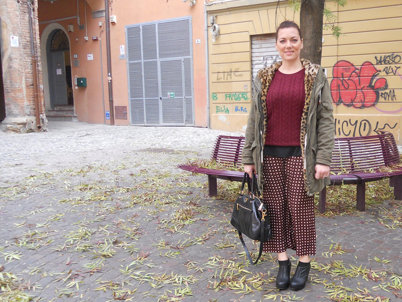 burgundy+printed-trousers-7