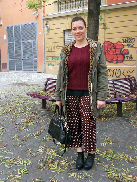 burgundy+printed-trousers-8