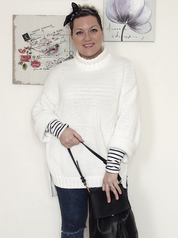 VerdementaBlog_outfit-curvy-maglione oversize bianco jeans skinny-2