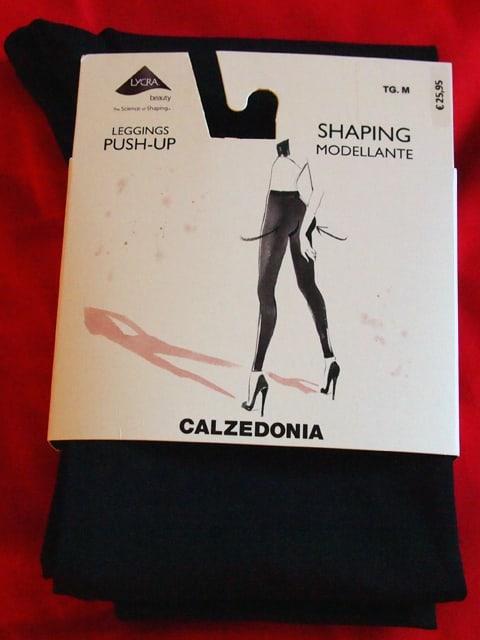 nuovo prodotto 9f2a3 15ffc Leggings Push-up Shaping Calzedonia | Verdementa Blog Curvy