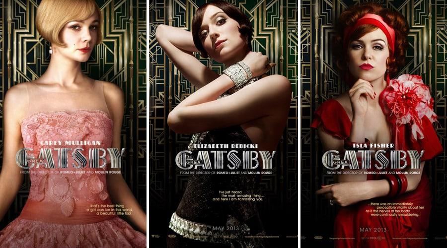 le donne del film Il Grande Gatsby