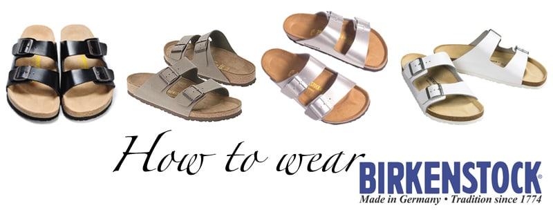 online retailer d68f3 24969 Outfit | Come indossare le ciabatte Birkenstock | Verdementa ...