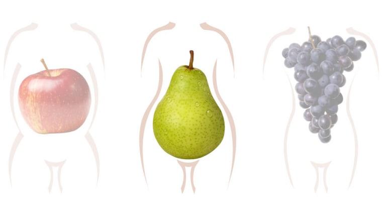 perdere peso solo nella parte centrale