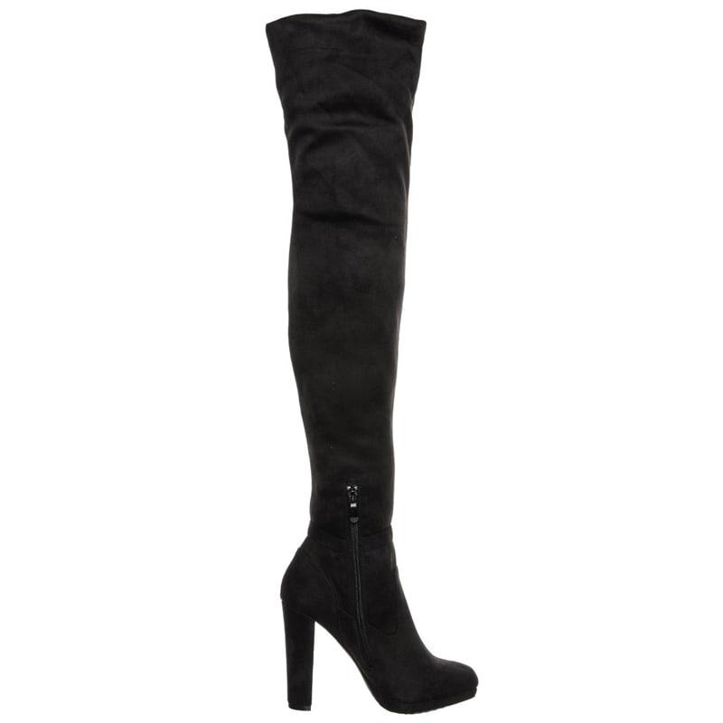 stivali sopra il ginocchio Zalando-EvenOdd