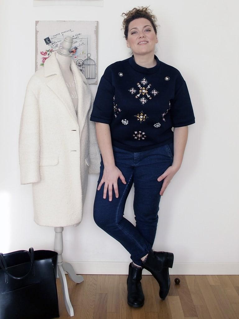 outfit-curvy-maglia-scuba-ricamata-H&M-2