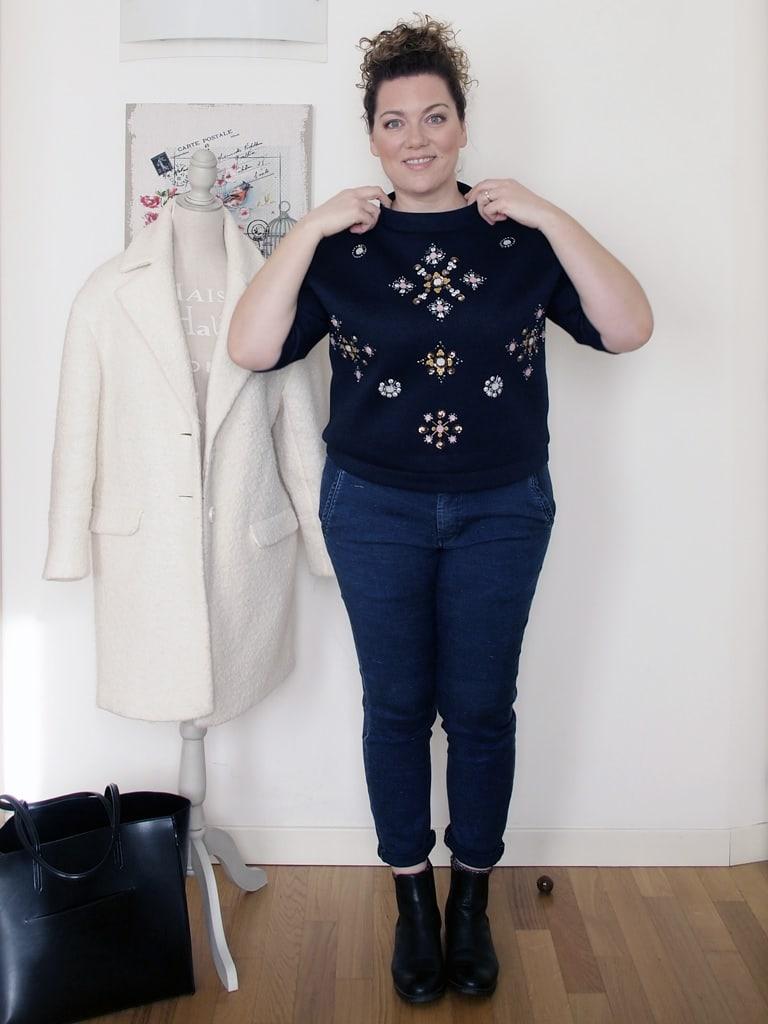 outfit-curvy-maglia-scuba-ricamata-H&M-3