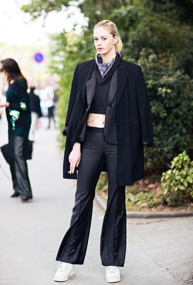 Stockholm Street Style _ bandana