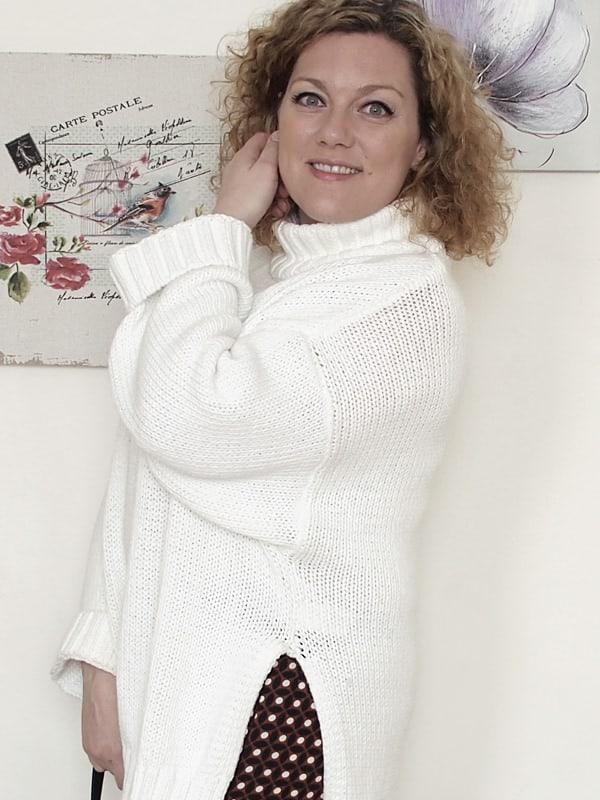 VerdementaBlog_outfit-curvy-maglione oversize bianco pantaloni zara-2