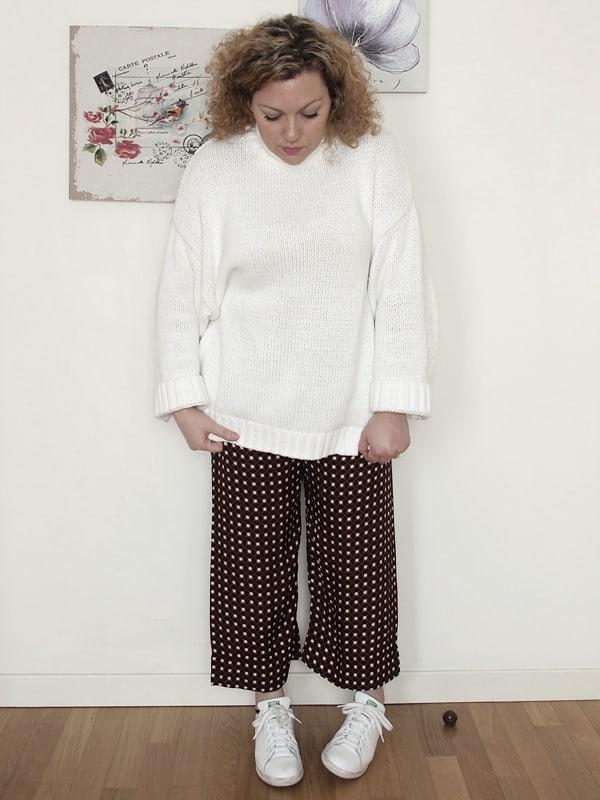 VerdementaBlog_outfit-curvy-maglione oversize bianco pantaloni zara-4