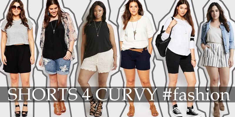 Indossare Blog Se Curvy Parte Gli Come Sei 2Verdementa Shorts FKJlTc1