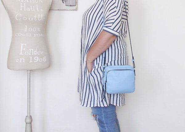 Verdementa Blog, outfit curvy con camicione oversize