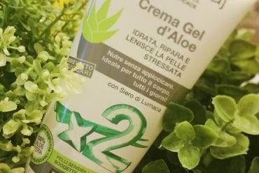 Crema gel d'Aloe Zuccari