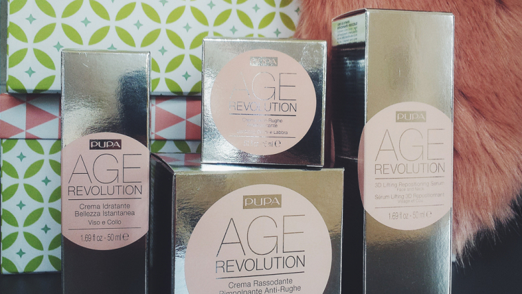 Pupa Age Revolution