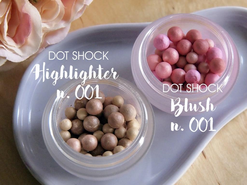 PUPA Collezione Dot Shock - illuminante-blush