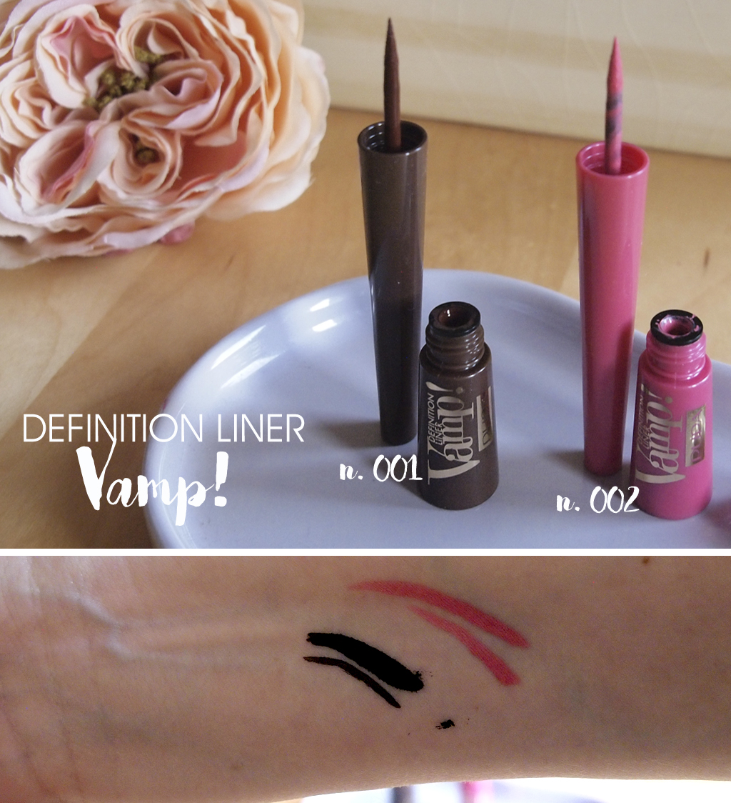 PUPA Definition Liner - swatch