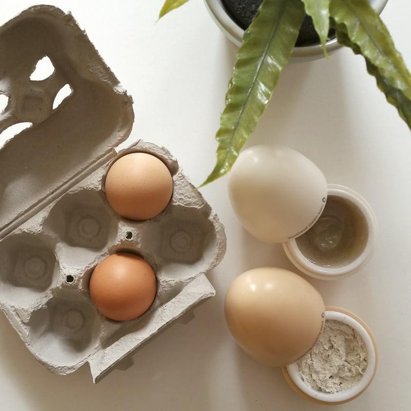 Come eliminare i punti neri: Egg Pore Tony Moly
