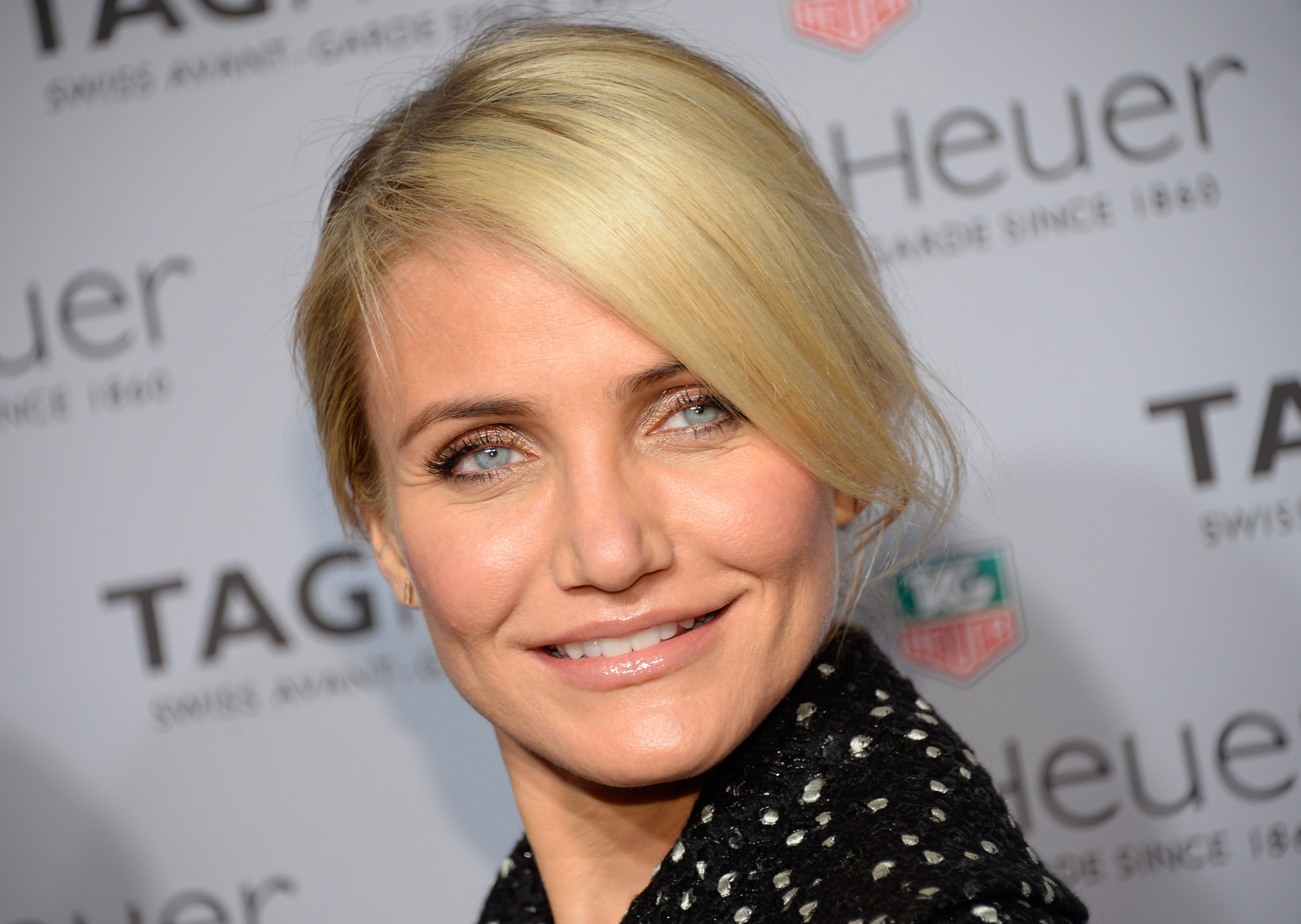 Cameron Diaz make-up over 40