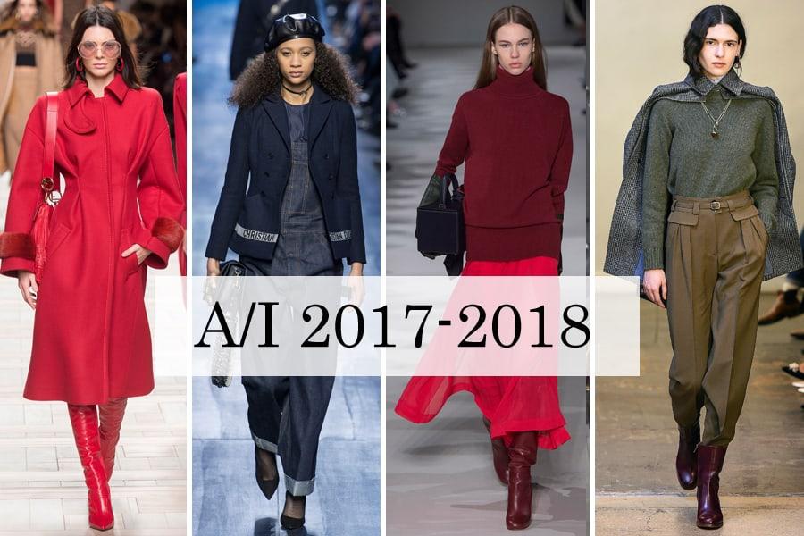 brand new af54b ddf63 Tendenze moda autunno - inverno 2017/2018 | cosa metteremo ...