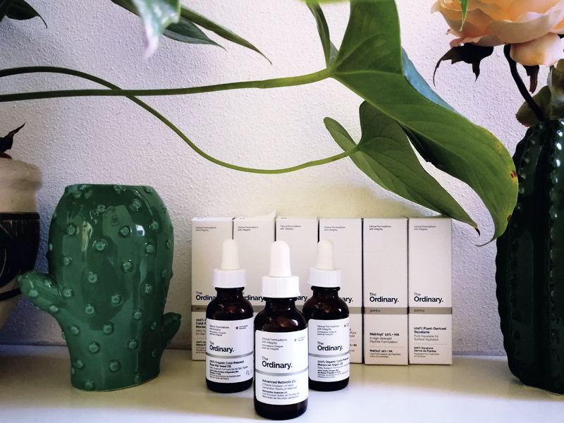 Recensioni beauty: prodotti The Ordinary