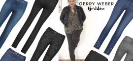 Jeans Gerry Weber Best4me: secondo outfit (in khaki)